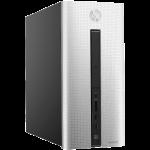 HP DES 570-p023nt i7-7700 8GB/1TB,2GB VGA,Win10