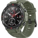 Amazfit T-Rex Akıllı Saat – Amoled Ekran – 5 ATM Suya Dayanıklı – Army Green